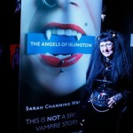 The Angels of Islington - Stand at Pre-launch event
