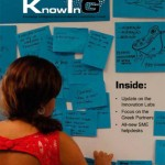 KnowInG Project eNewsletter cover