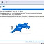 South Western Ambulance Service NHS Trust website 2006