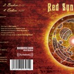 Red Sun Revival EP Cover