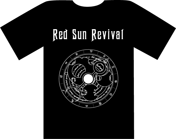 Red Sun Revival T-Shirt